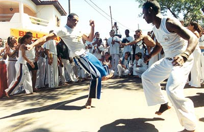 capoeira-demonstration