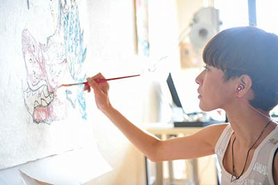 kishi-yuriko-artist